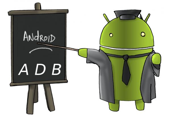 Copy app binary file using adb shell