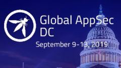 OWASP Global AppSec DC 2019